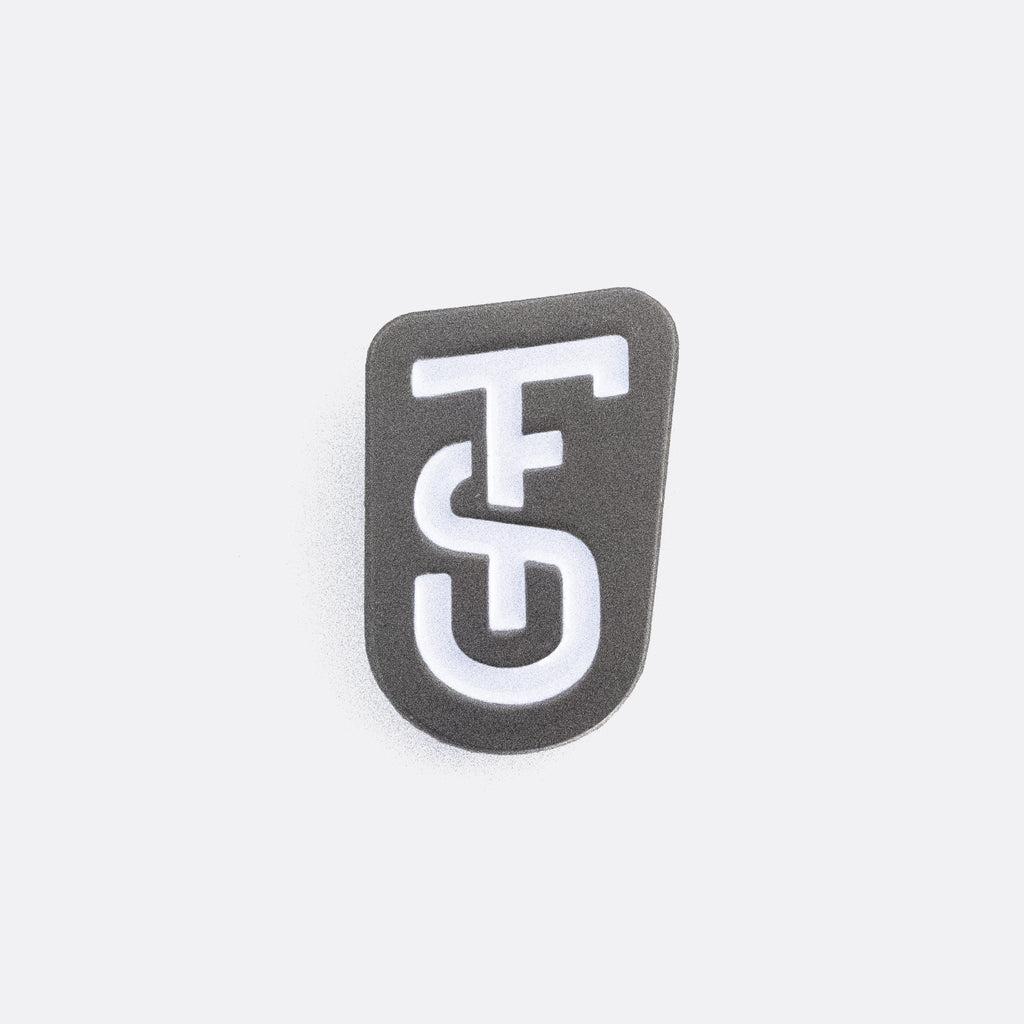 FORTH ENAMEL PIN