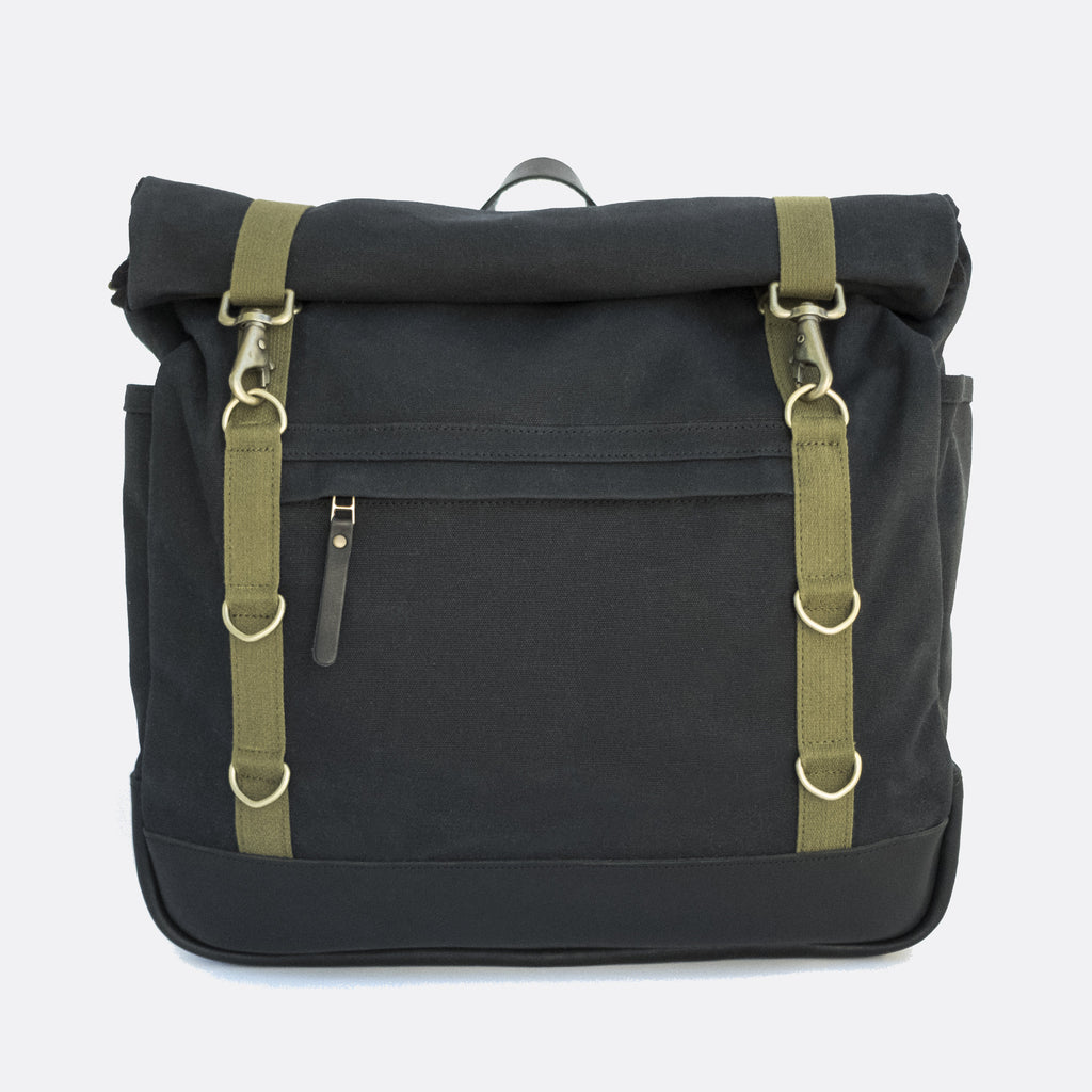 THE FIELD BAG - BLACK