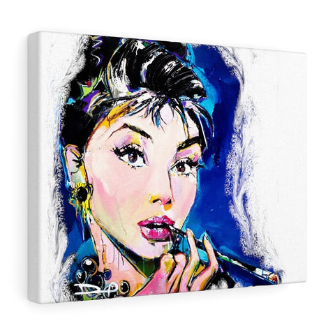 Unsigned Canvas Gallery Wraps