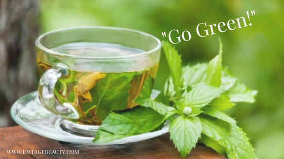 Green Tea for the healthy of the body and Beauty!