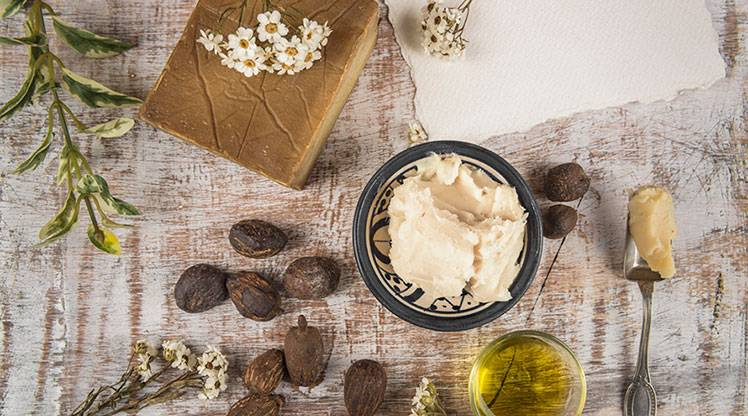 Shea Butter – Secret of the earliest beauty influencers