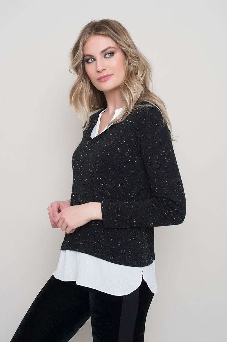 Scattered Multicolor Sweater
