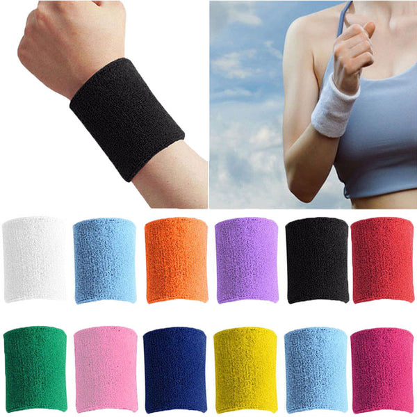 Men & Women's Tennis Sporting Wristbands - Accessories - TennisMerch
