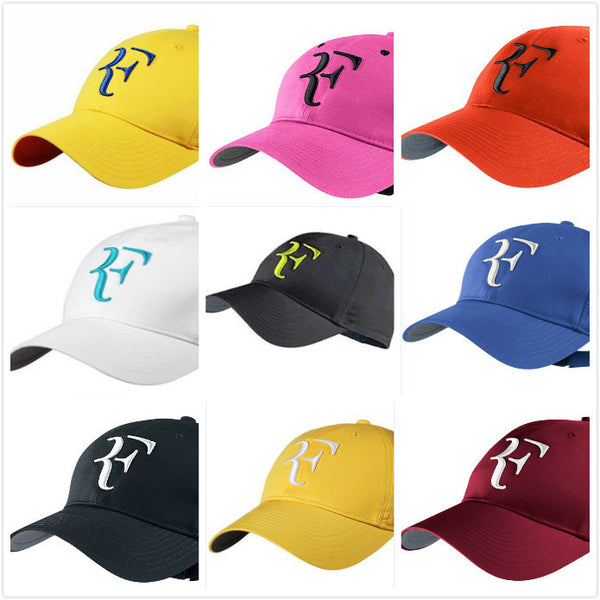 Roger Federer RF Hat Limited Edition Cap - Accessories - TennisMerch