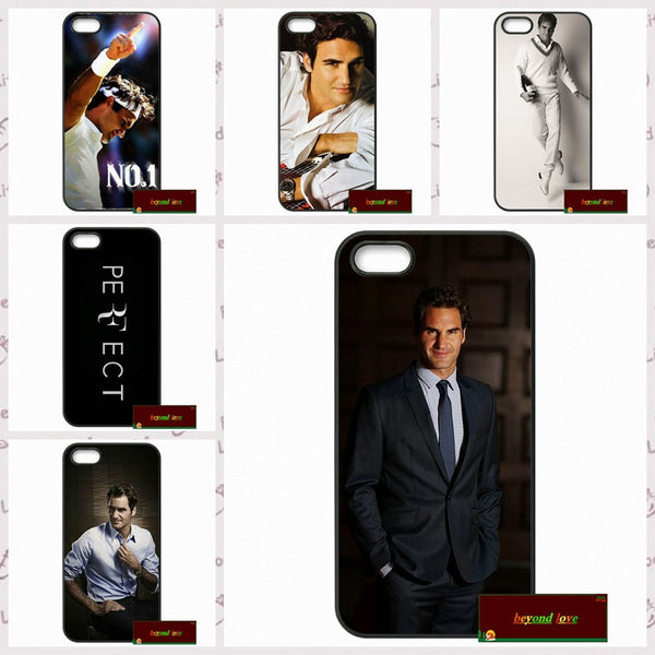Roger Federer Perfect Phone Cover Cases - FREE For A Limited Time Only