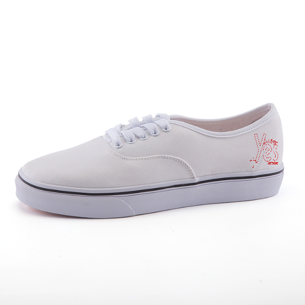 Low-top fashion canvas shoes custom product