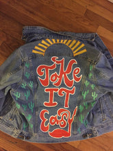 Customized Denim Jacket