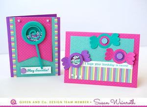 Sweet Candy - Candy Land Shaker Kit