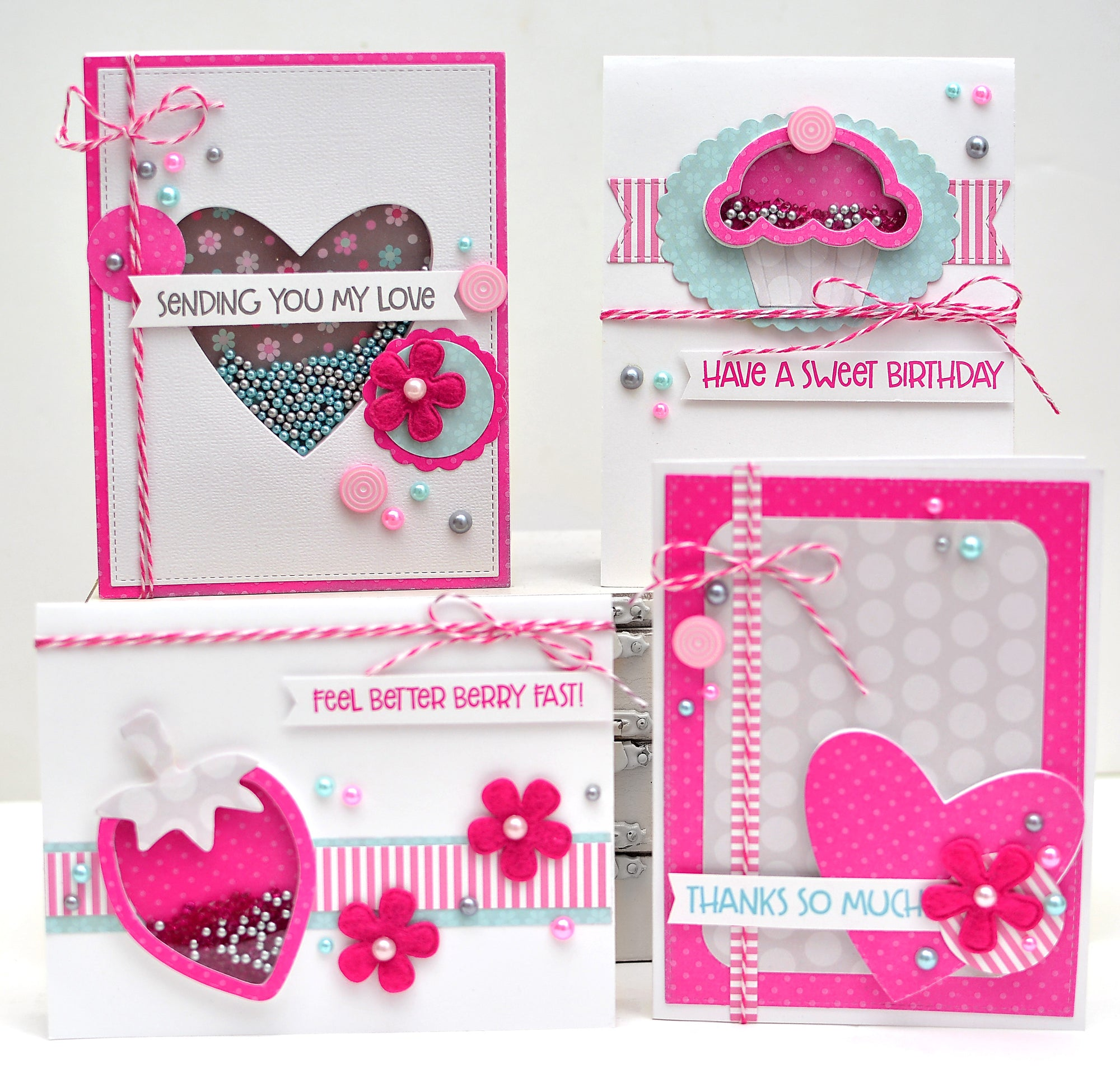 Sweet Nothings Card Kit Giveaway!