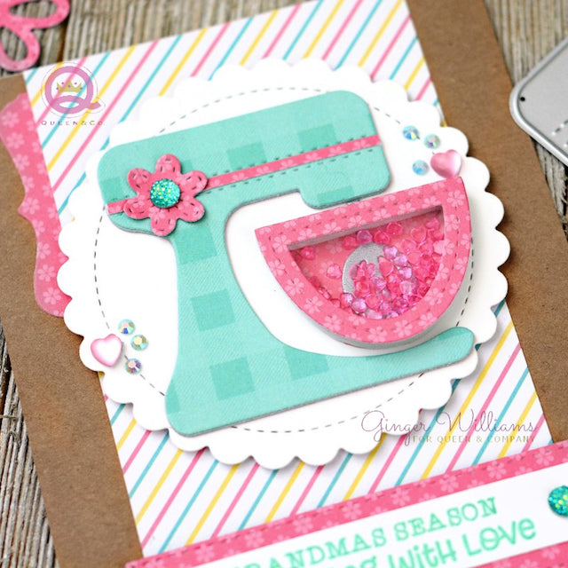 Mix up a Batch of Mom cards!