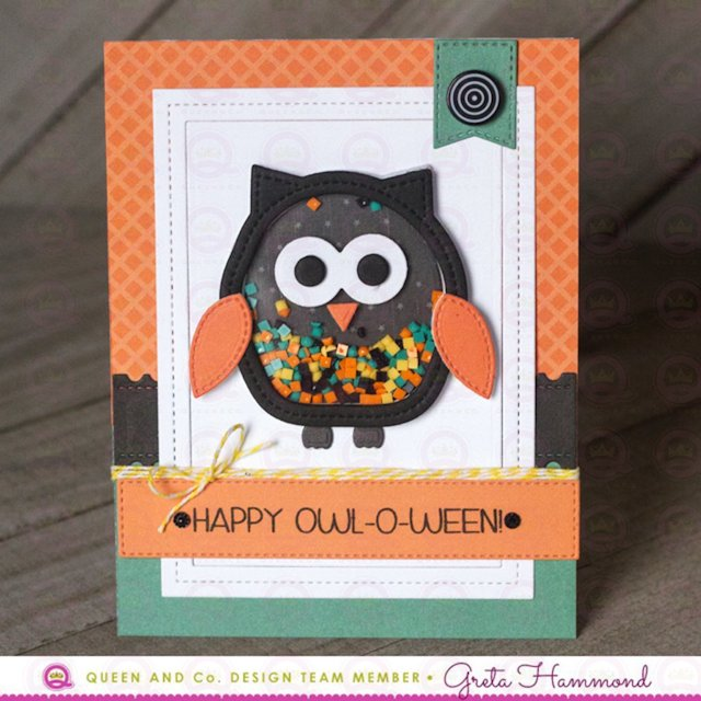 It's Owl-O-Ween Time!