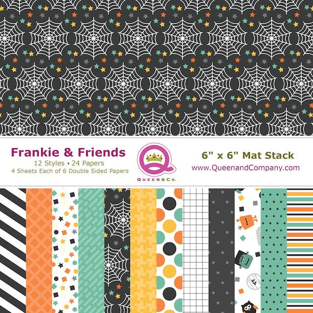 Now Shipping:  Frankie & Friends!
