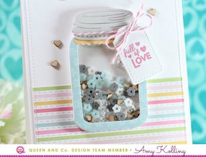 Floral Garden - Love Jar Kit