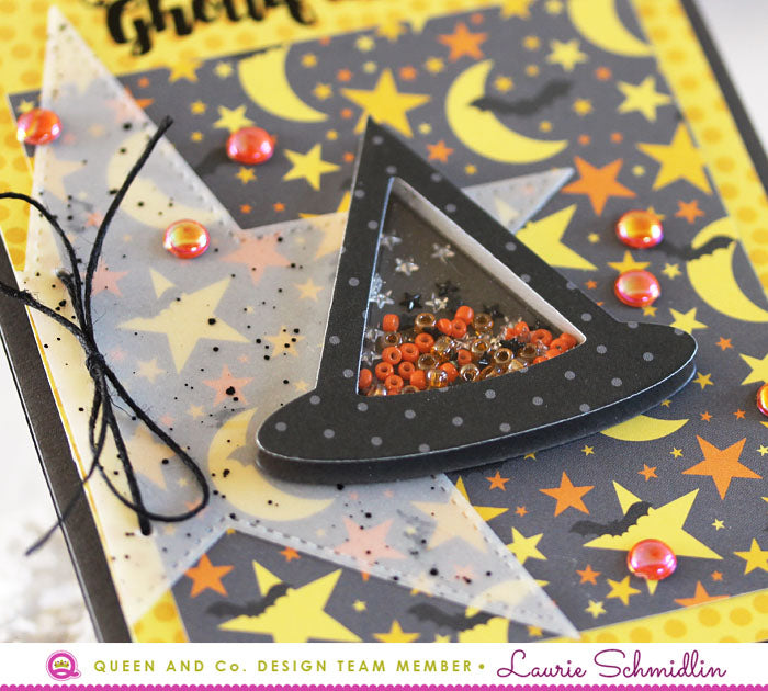 Ghoulfriend, I Love Black! - Halloween Hoopla Shaker Kit