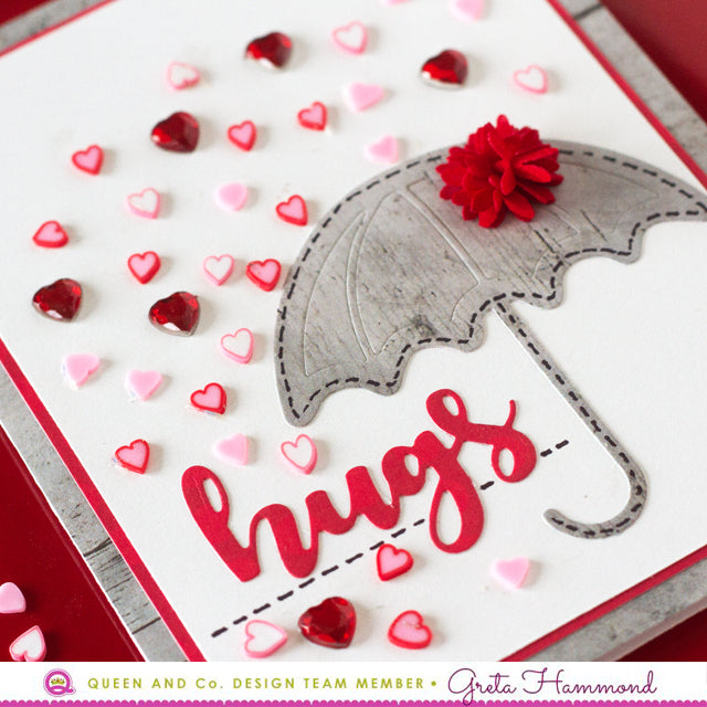 love themed cards  queen  co