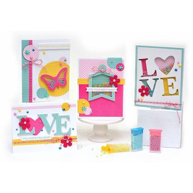 Love From the Heart Card Kit!