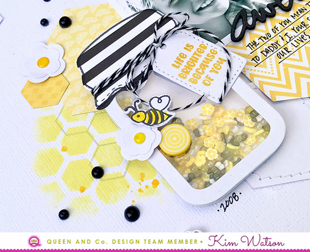 BEE Awesome Layout - Bug Jar!