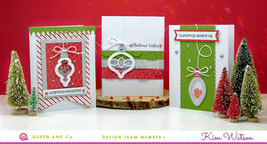 Cards are Better in Threes - Merry & Bright Shaker Kit