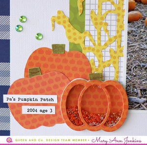 Pumpkin Patch - Halloween Hoopla Shaker Kit