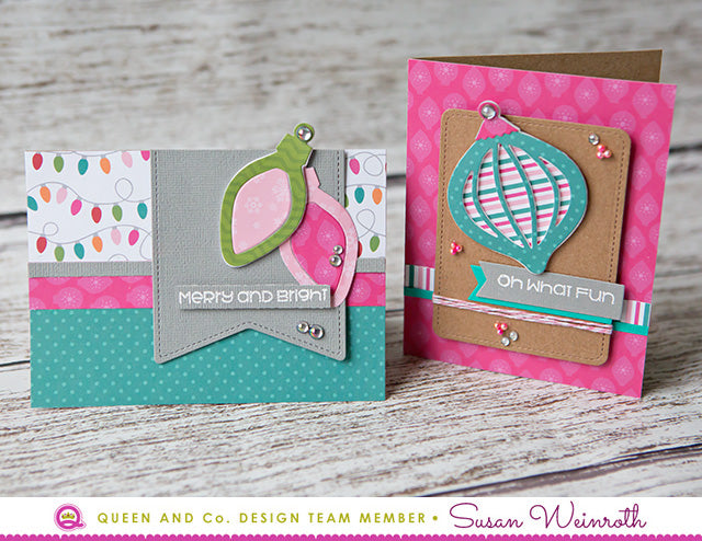 Be Bright - Merry & Bright Shaker Kit