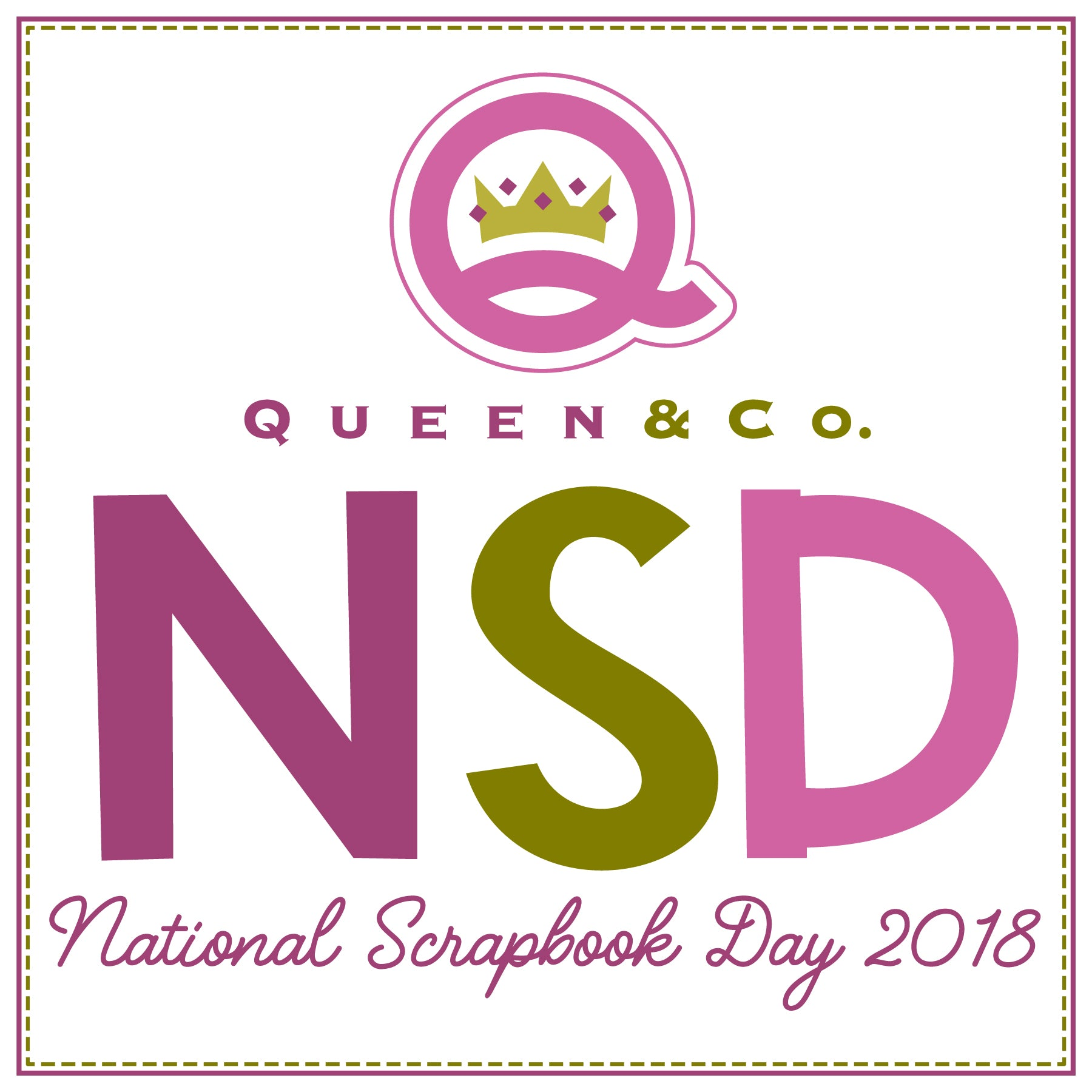 National Scrapbook Day Sale and Giveaways!