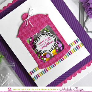 Sweet Birthday - Candy Land Shaker Kit