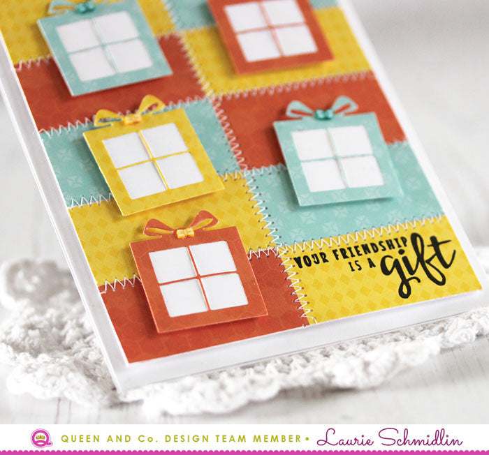 Gift Giving - Pretty Presents Shaker Kit
