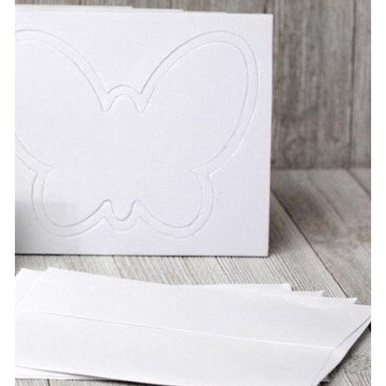 Foam Refill Shaped Butterfly Kit