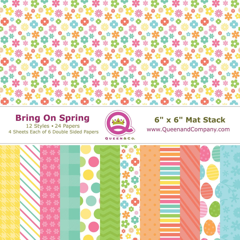 Bring On Spring Paper Pad