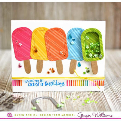 Sunny Days Shaped Shaker Set