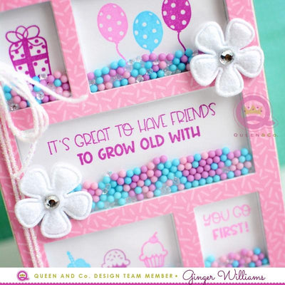 Birthday Squares Bundle