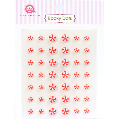 Epoxy Dots Candy Swirl Bundle