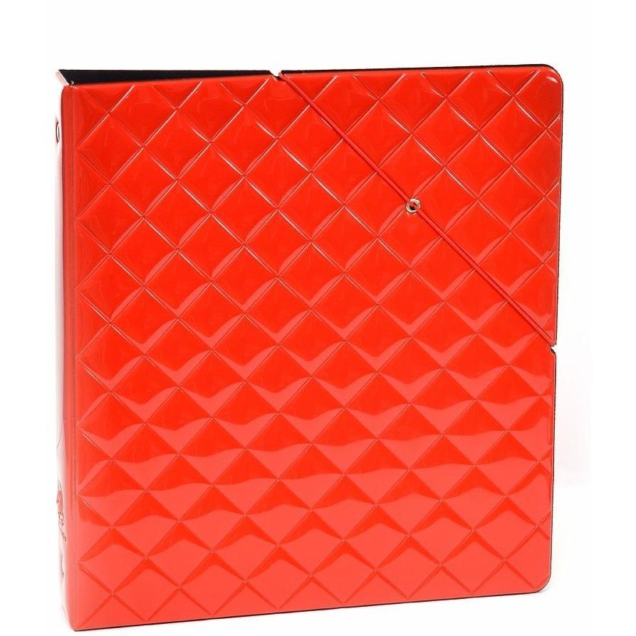 Envy Storage Binder Red