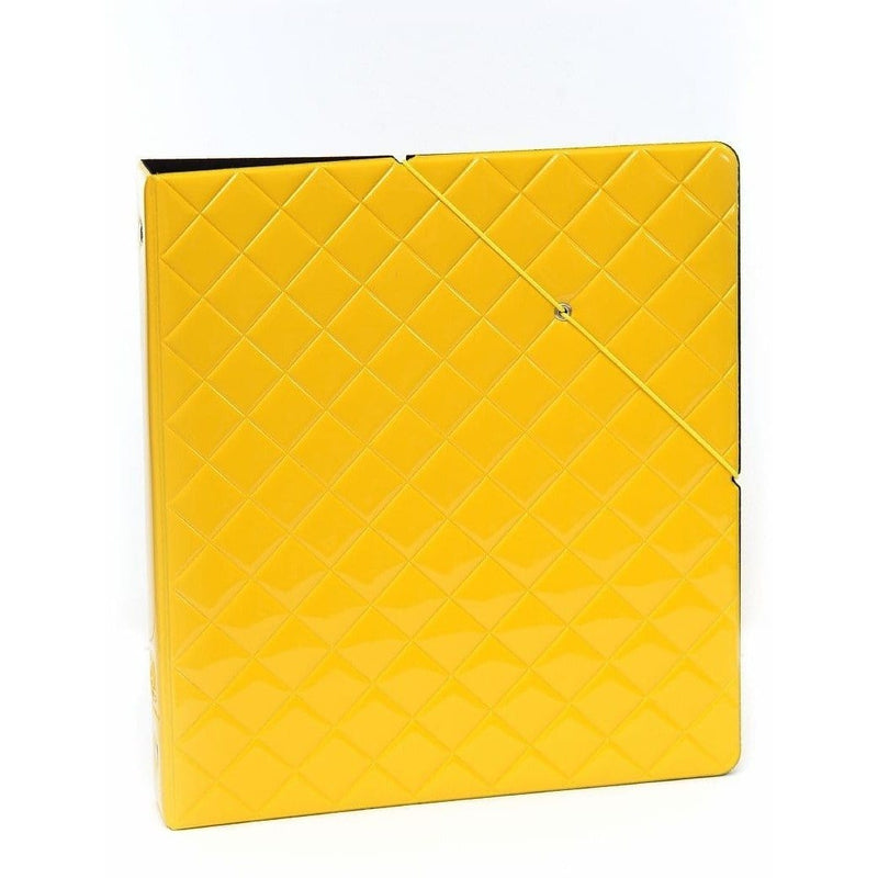Envy Storage Binder Yellow