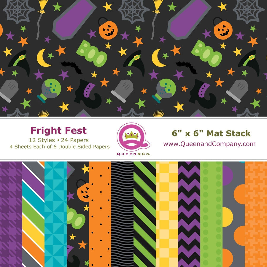 Fright Fest Paper Pad