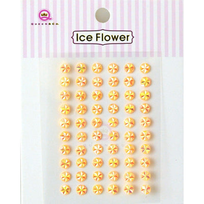 Ice Flower Orange
