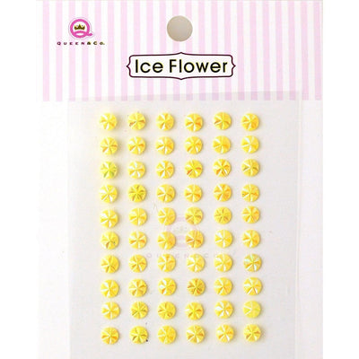 Ice Flower Yellow