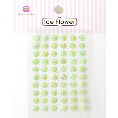 Ice Flower Green