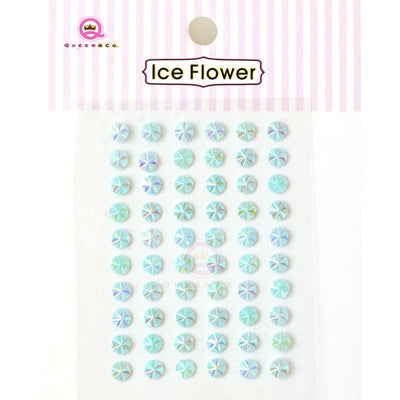 Ice Flower Blue