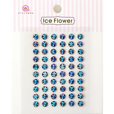 Ice Flower Black