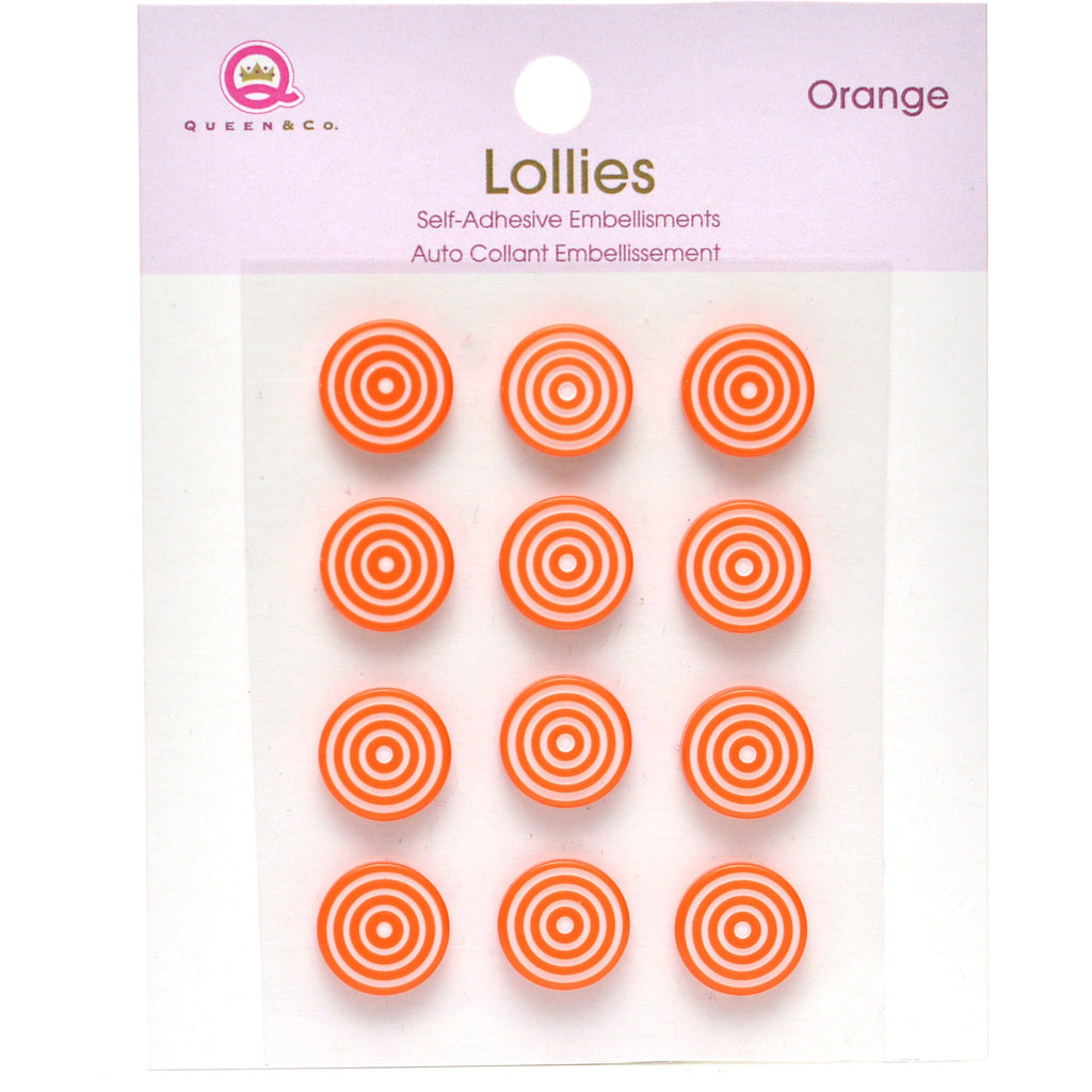 Lollies - Orange