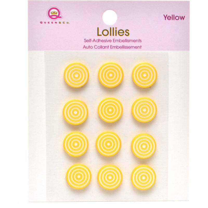 Lollies - Yellow