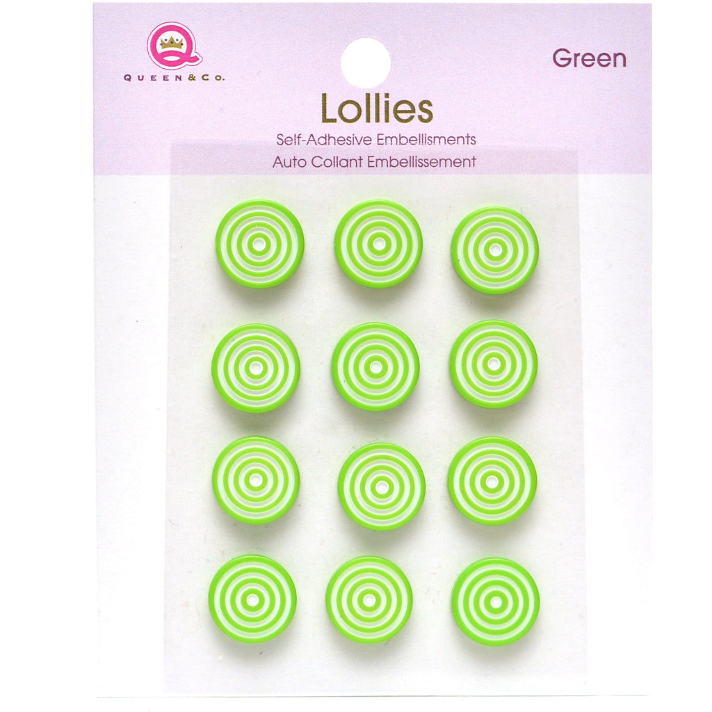 Lollies - Green