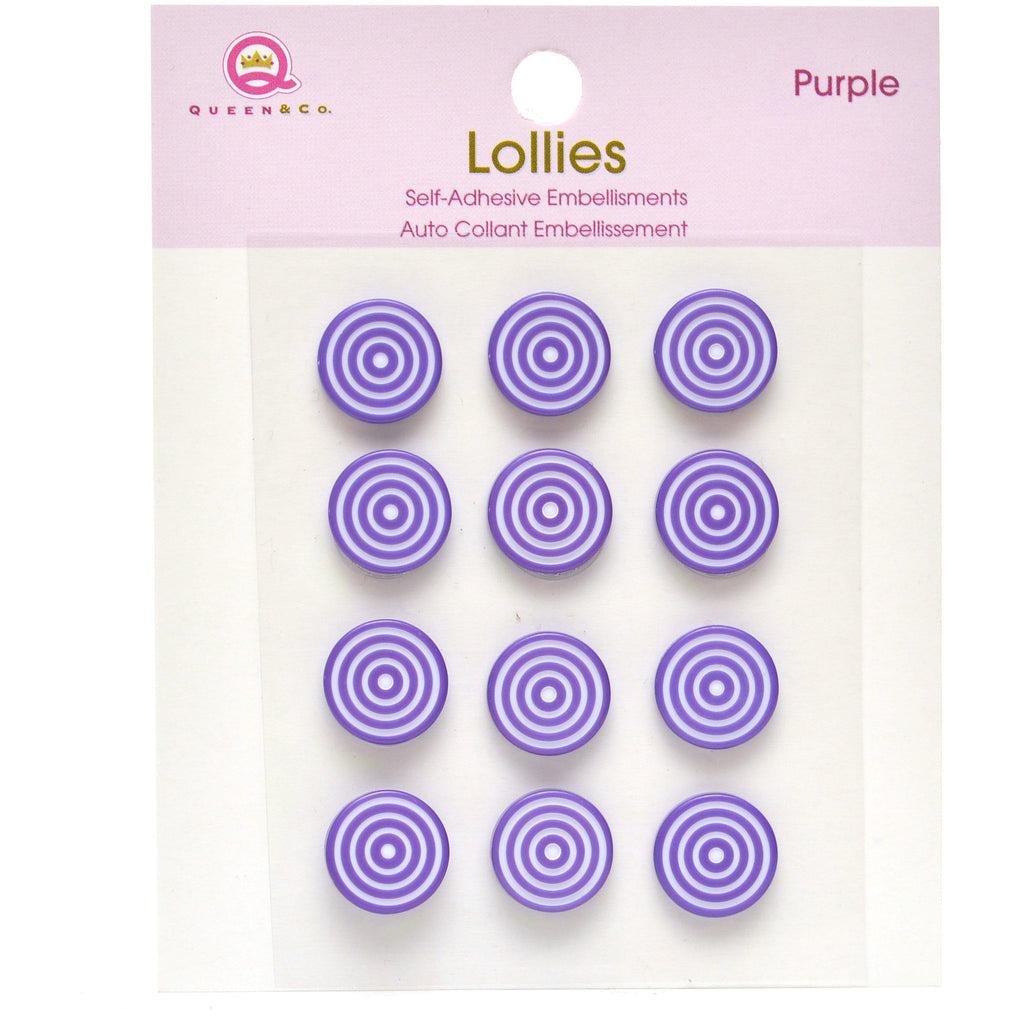 Lollies - Purple