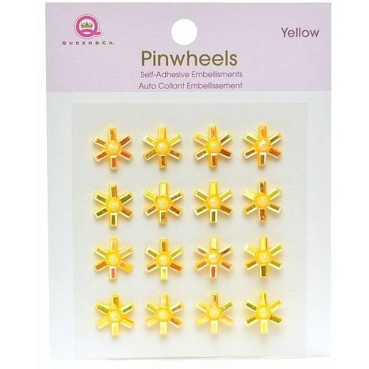 Pinwheels - Yellow