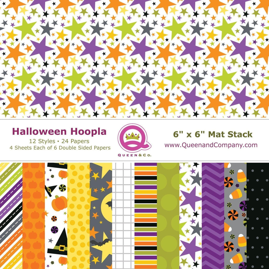 Halloween Paper Pad - Pre Order - Ships October