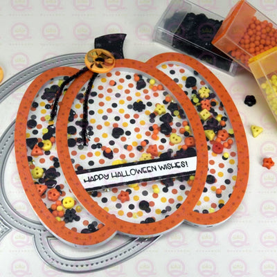 Pumpkin Shaker Kit