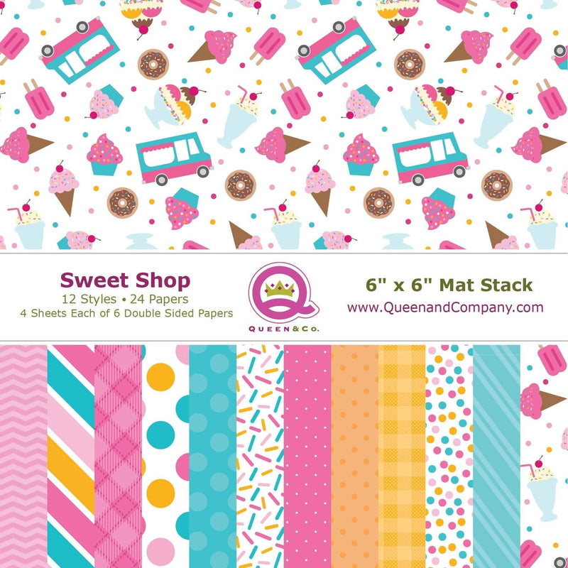 Sweet Shop Paper Pad