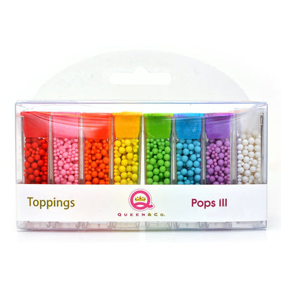 Pops Topping Set