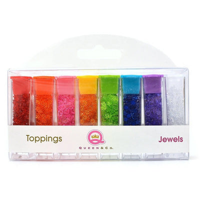 Jewels Topping Set